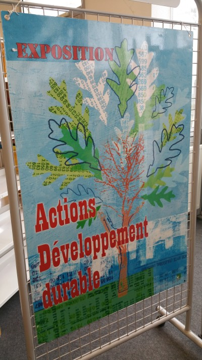 Expo : ACTIONS DEVELOPPEMENT DURABLE