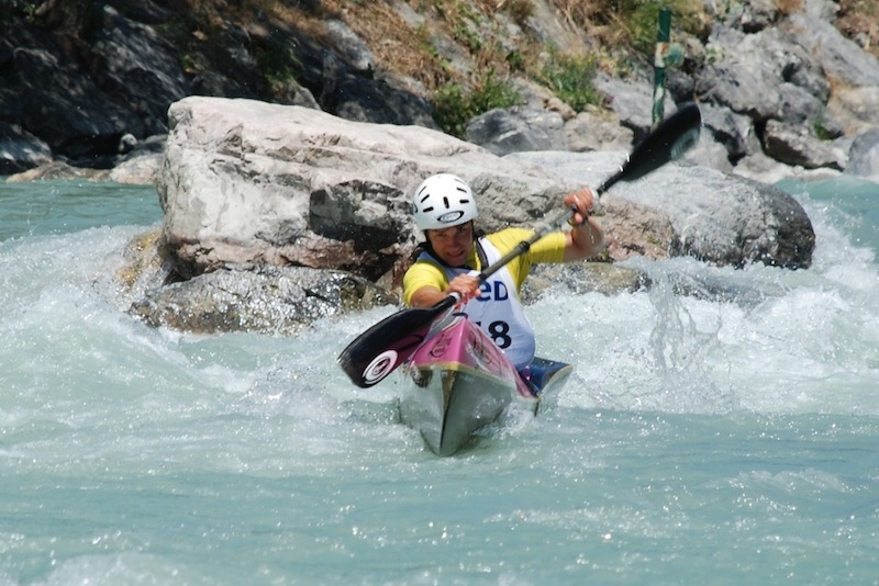 Kayak, Guillaume Bernis