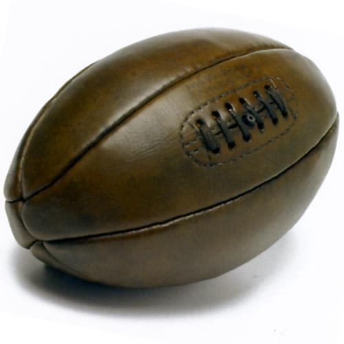 Notre quipe de rugby f minin lyc e victor duruy - Ballon de rugby cuir ...