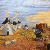 Spectacle Don Quichotte