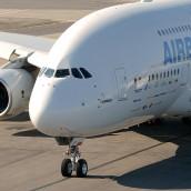 Visite du site Airbus à Toulouse