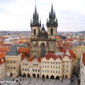 Berlin puis Prague