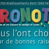 Pronote activé pour les enseignants