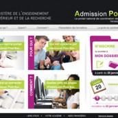 Admission post bac 2013