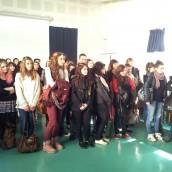 Voyage Auschwitz et cérémonie devoir de mémoire