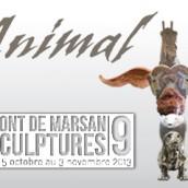 Mont de Marsan sculptures en vidéo