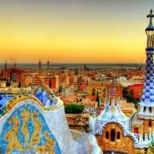 Deux voyages à Barcelone