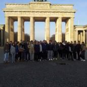 La TES 1 à Berlin puis Cracovie
