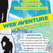 Web Aventure à Mt2