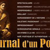 Journal d'un poilu au théâtre municipal