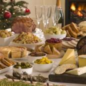 Repas de Noël et des internes