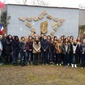 Cérémonie au Mémorial aux enfants juifs