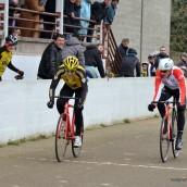 Nos élèves cyclistes au Stade Montois