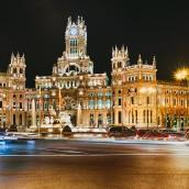 Voyage à Madrid 13 au 17 avril