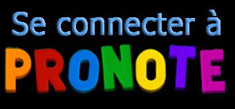 Envoi des codes Pronote