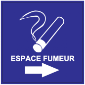 Modification zone fumeurs