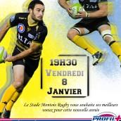 Places de rugby Stade Montois vs Aix