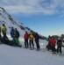 Une belle journée au ski