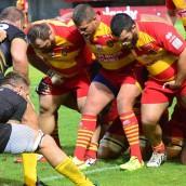 Places de rugby pour Perpignan