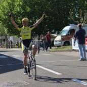 Simon Lafage victorieux
