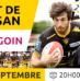Places de rugby pour Bourgoin
