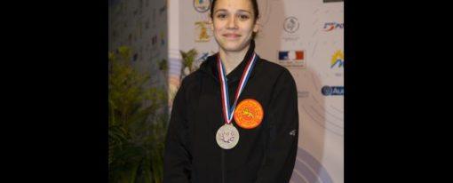 Annaïc Donniou, vice-championne de France