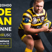 Billets Stade Montois vs Carcassonne
