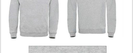 Projet BTS : vente de vêtements