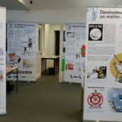 Expo Cartooning for Peace au CDI