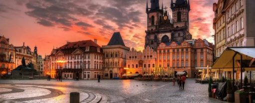 Vidéo voyage Europe de l'est