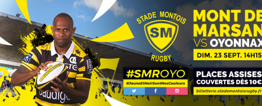 Places SMR/Oyonnax