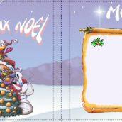 Menus de Noël et semaines 2 et 51