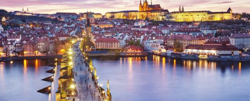 Voyage Prague, Cracovie, Nuremberg