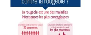 Campagne de prévention contre la rougeole