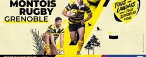 Places de rugby pour Grenoble