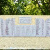 Le monument aux morts est sur France 3