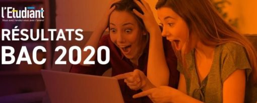 Résultats du bac 2020