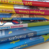 Restitution des manuels scolaires